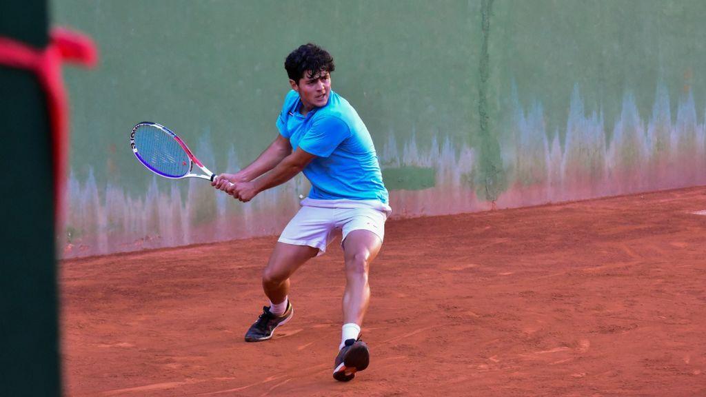 La otra cara del deporte en pandemia: Jaime Caldés, el 'niño prodigio' del tenis que sueña con jugar Roland Garros