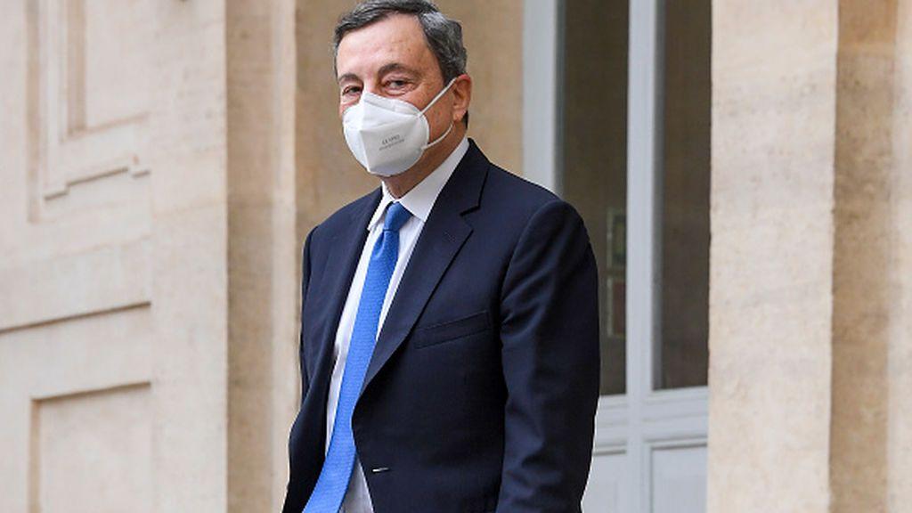 Los partidos confirman el apoyo a Draghi para formar un Gobierno de unidad en Italia