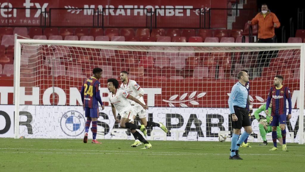 Gol de Koundé