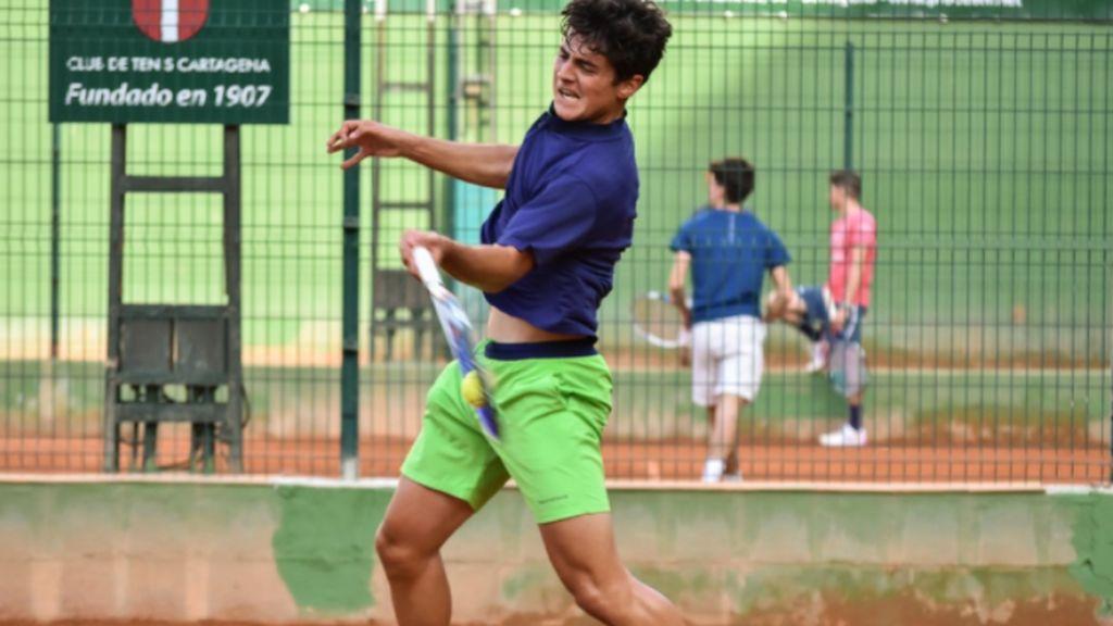 Jaime Caldés, la otra cara del tenis