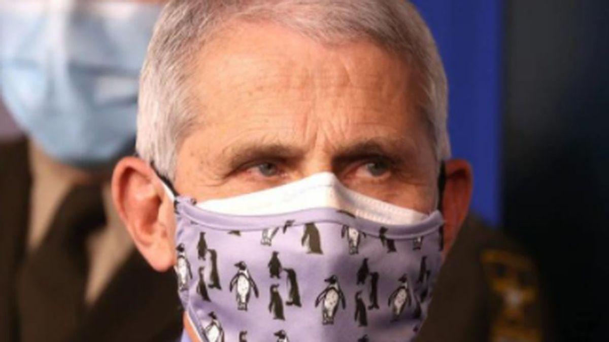 EEUU sí recomienda dos máscaras para prevenir las nuevas variantes de la covid