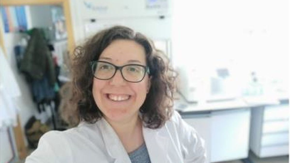 """Ana Gónzalez, científica: """"Las jóvenes tienen que saber que no somos ratas de laboratorio"""""""