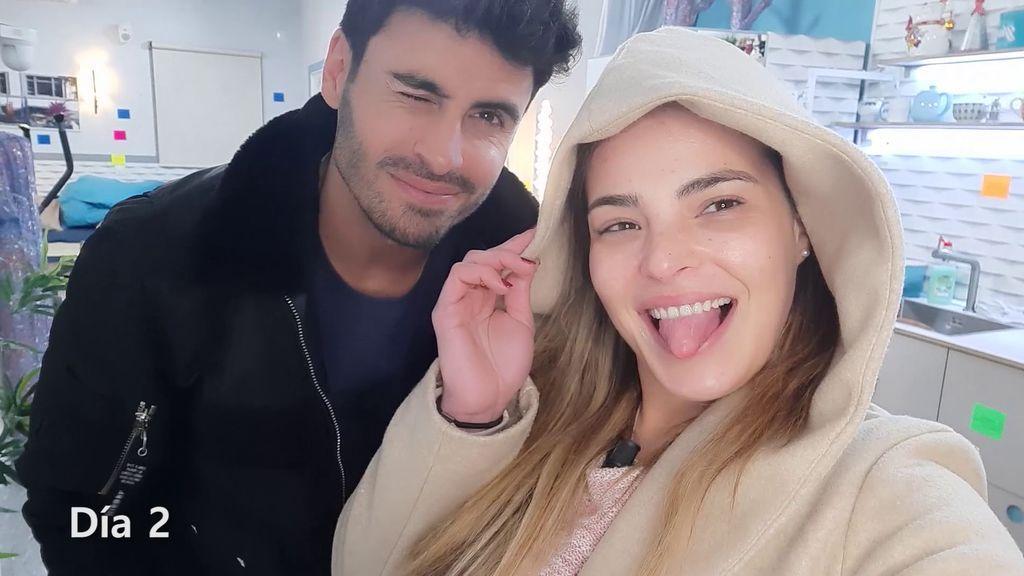El vlog de Marta Peñate y Noel Bayarri, día 2