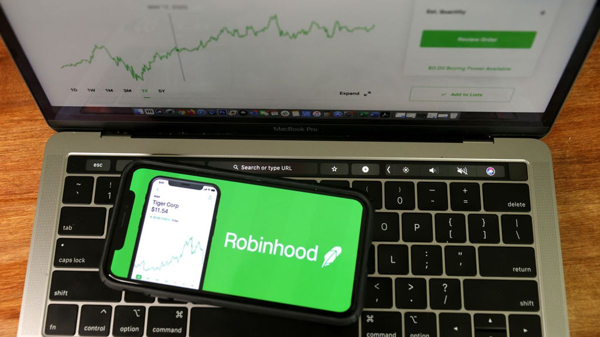 Demandan a Robinhood por provocar el suicidio de un joven que creyó haber perdido 600.000 euros