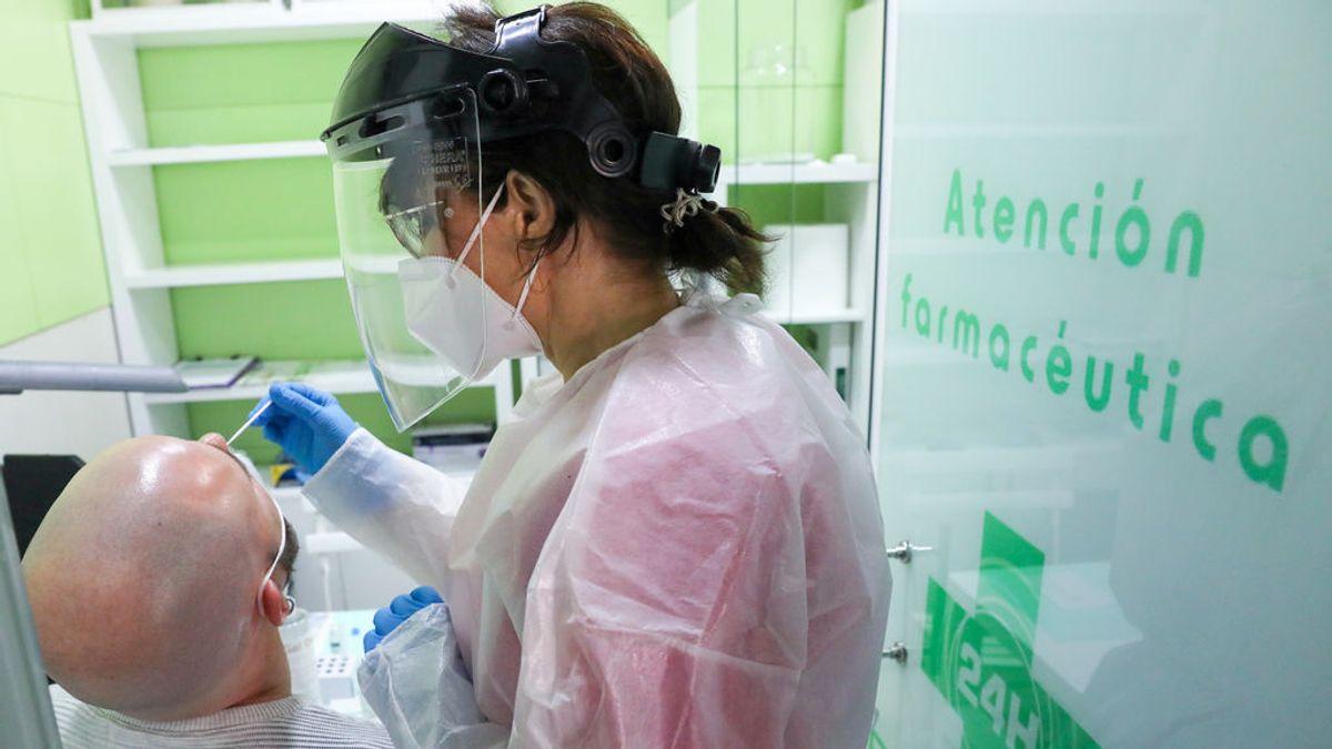 Madrid suma 3.447 contagios y baja a 49 muertos por coronavirus
