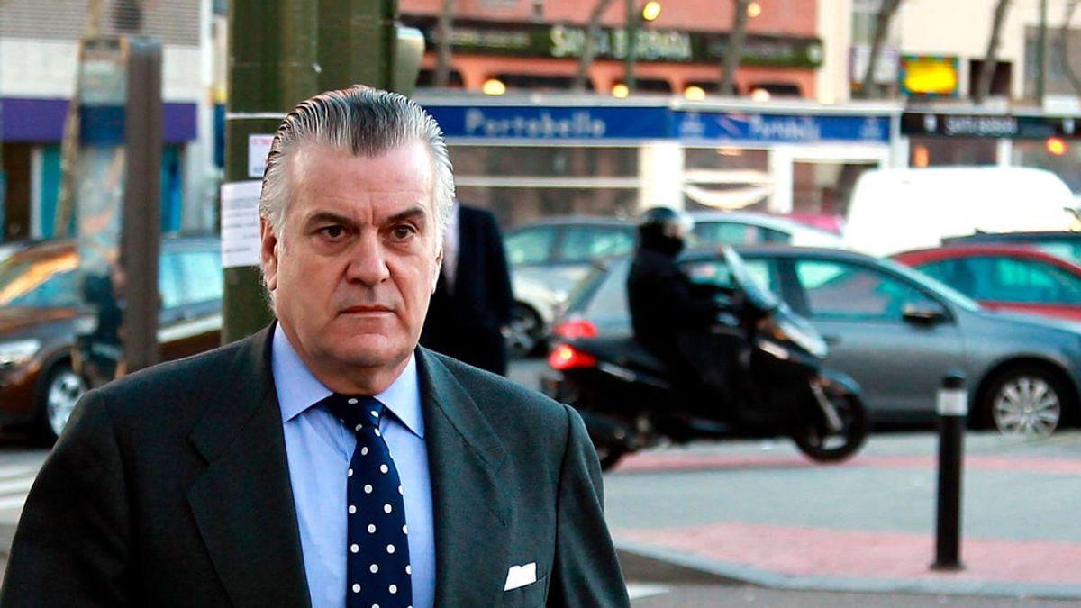 Luis Bárcenas declara este lunes ante el juez Pedraz por los pagos de empresarios a la caja b del PP