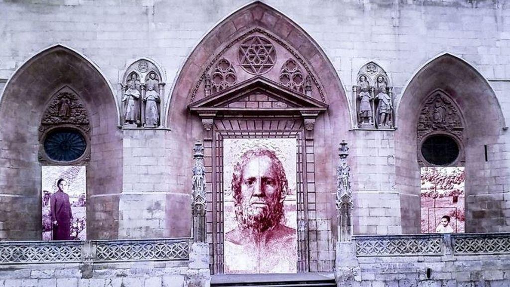 Las nuevas puertas de la Catedral de Burgos diseñadas por Antonio López desatan la ira de historiadores y artistas