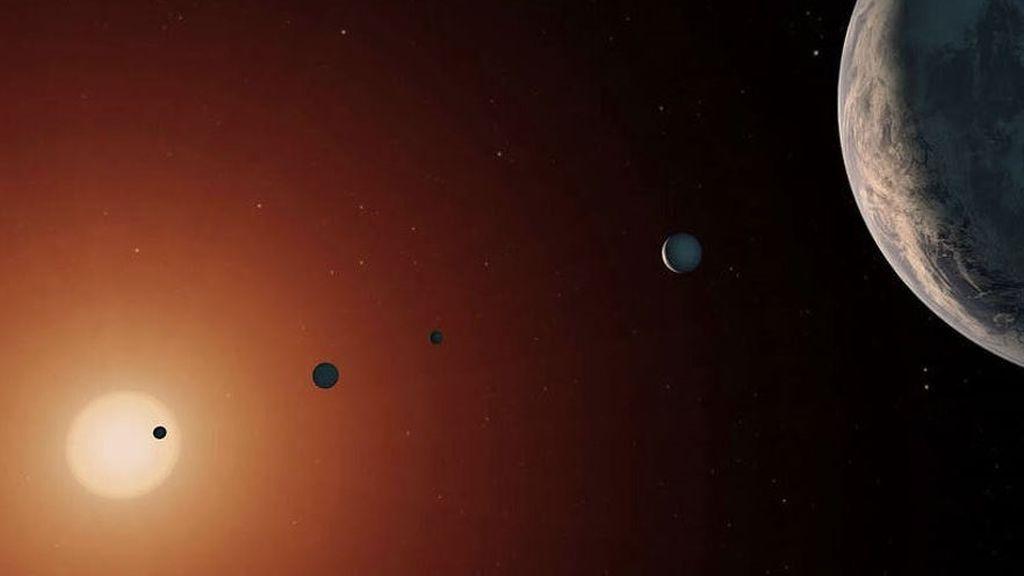 ¡Nuevo miembro del Sistema Solar! Plutón ya no es el planeta más lejano en orbitar el Sol, es 'Farfarout'