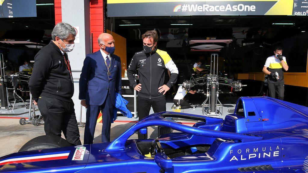La relación Fernando Alonso-Alpine promete éxitos: todo lo que debes conocer sobre la escudería francesa