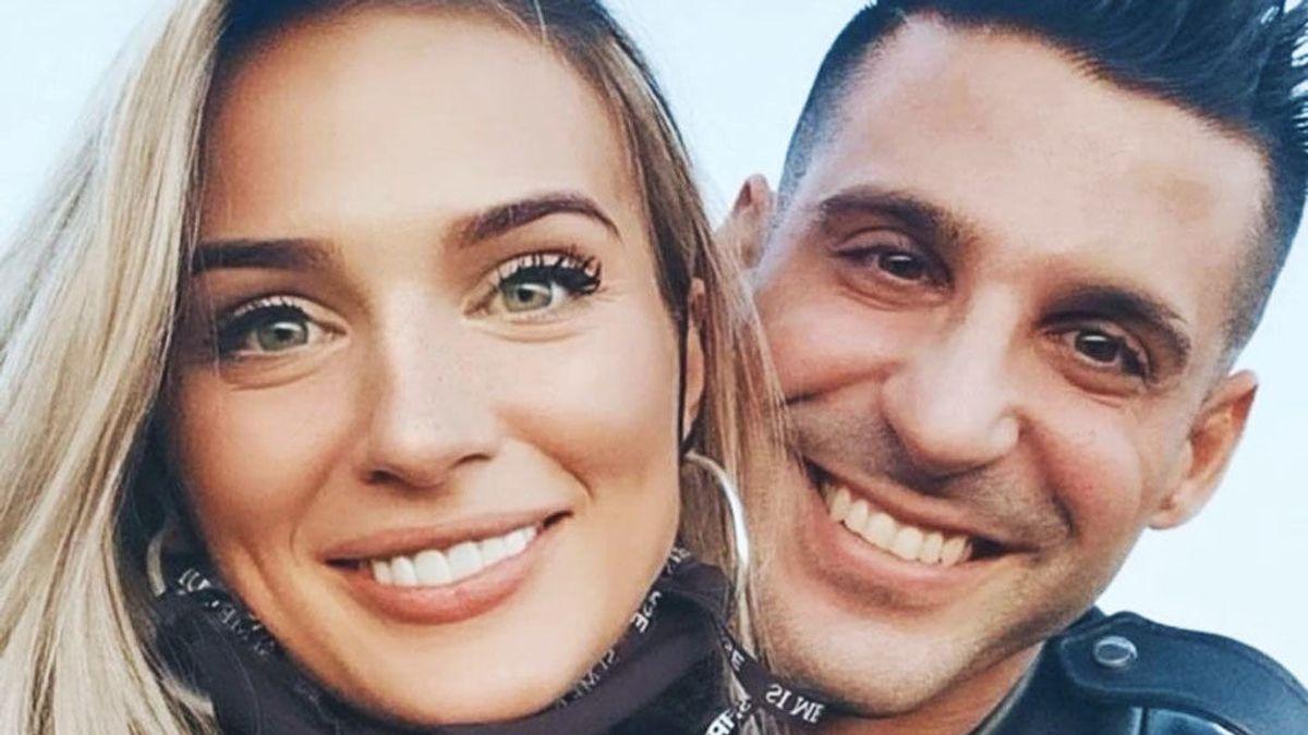 """Edu Neira se declara por primera vez a Adelina Seres: """"Me haces muy feliz"""""""
