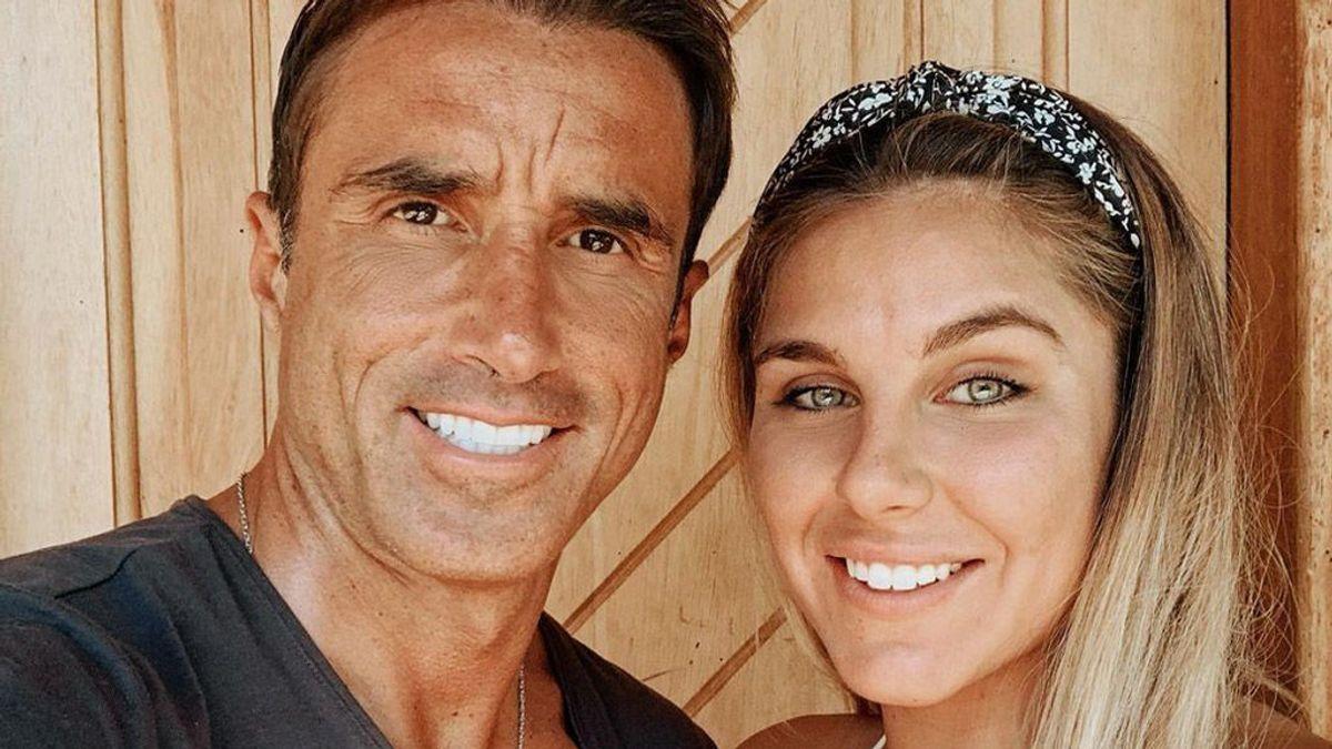 Hugo Sierra e Ivana Icardi anuncian que esperan un bebé