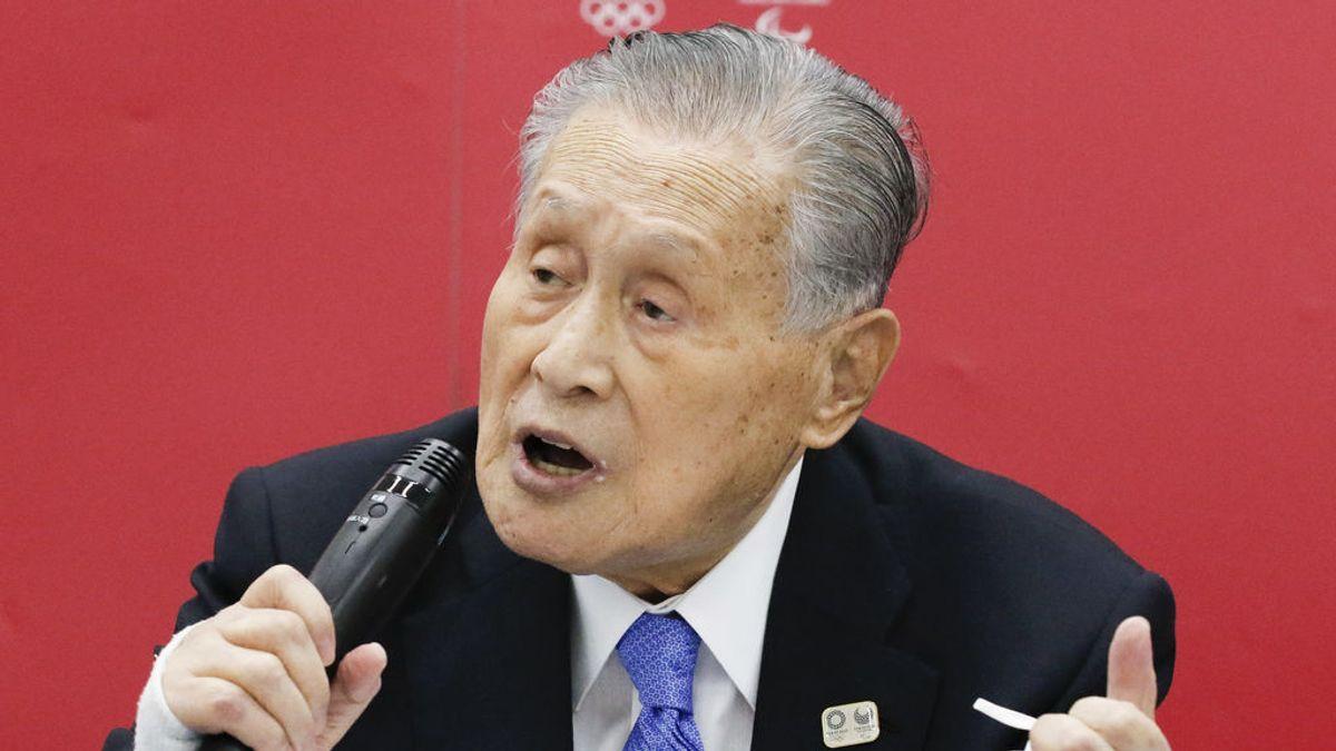 Yoshiro Mori, presidente de los Juegos de Tokio, se niega a dimitir pese a sus comentarios sexistas
