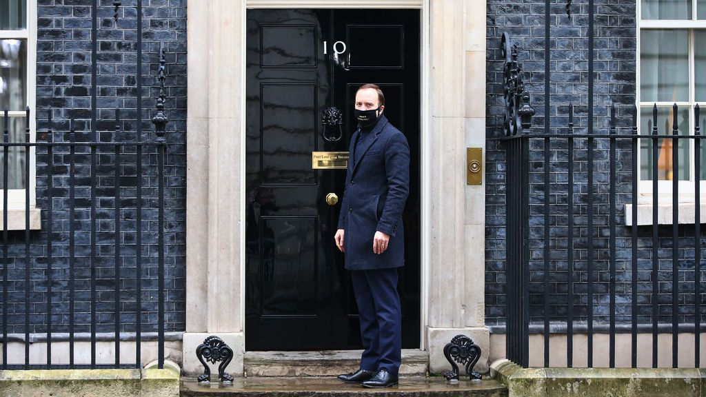 Reino Unido anuncia una reorganización del Servicio de Salud que da más poder a los ministros