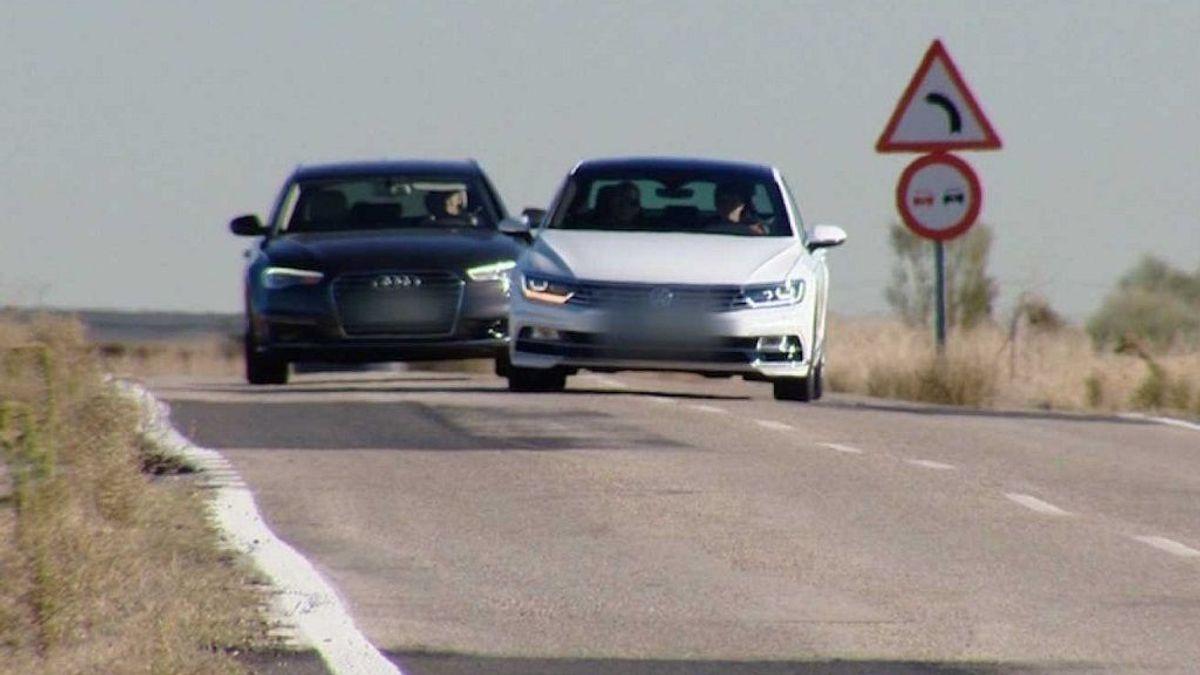 Cambios en la ley para adelantar a otro coche ¿Cuándo está prohibido aunque no haya señal?