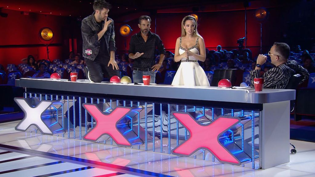 Got Talent Audiciones 5 fotos