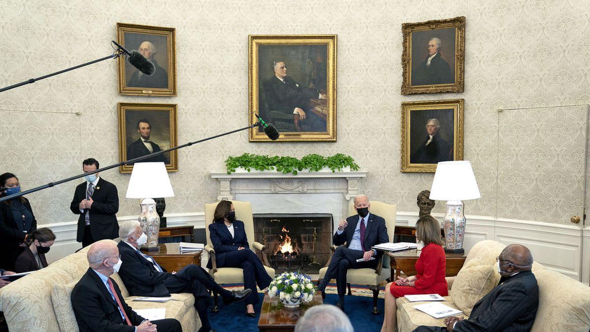 Biden presiona para modernizar las infraestructuras y relanzar la economía y sostenibilidad del país