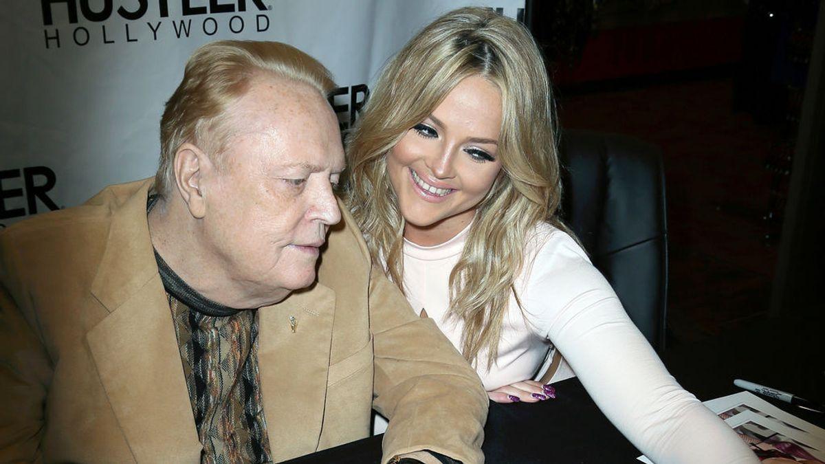 Muere a los 78 años Larry Flynt, el 'rey del porno' y fundador de Hustler