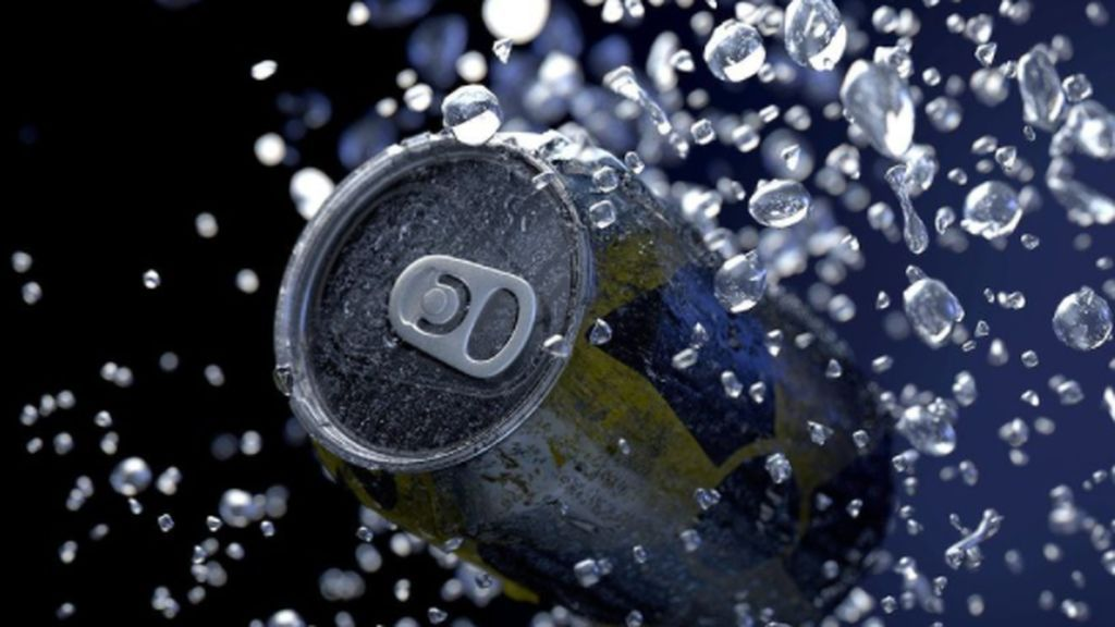 Todo el virus que causa el covid que circula en el mundo cabe en una lata de refresco