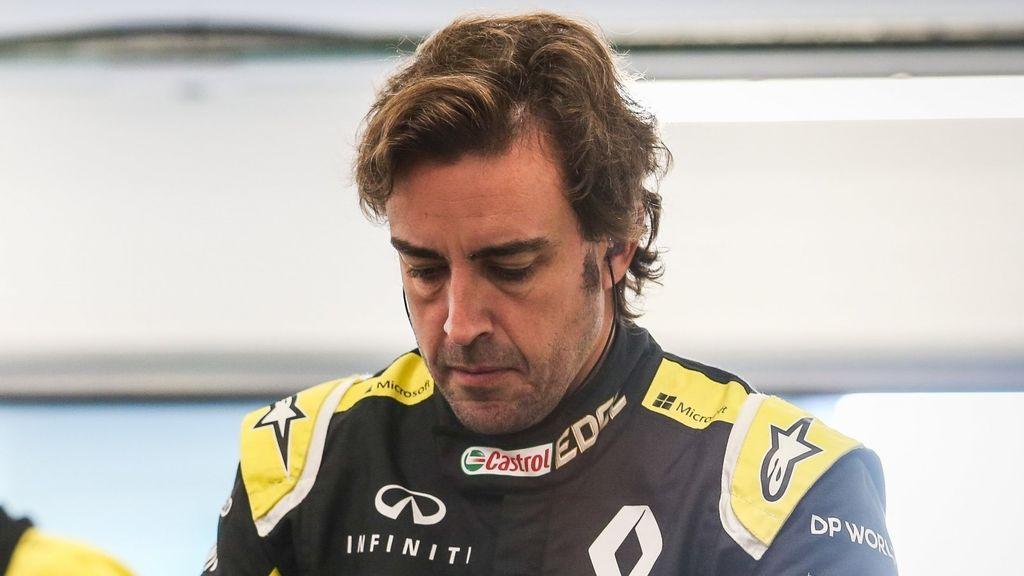 Fernando Alonso, ingresado tras sufrir un atropello cuando entrenaba en bici