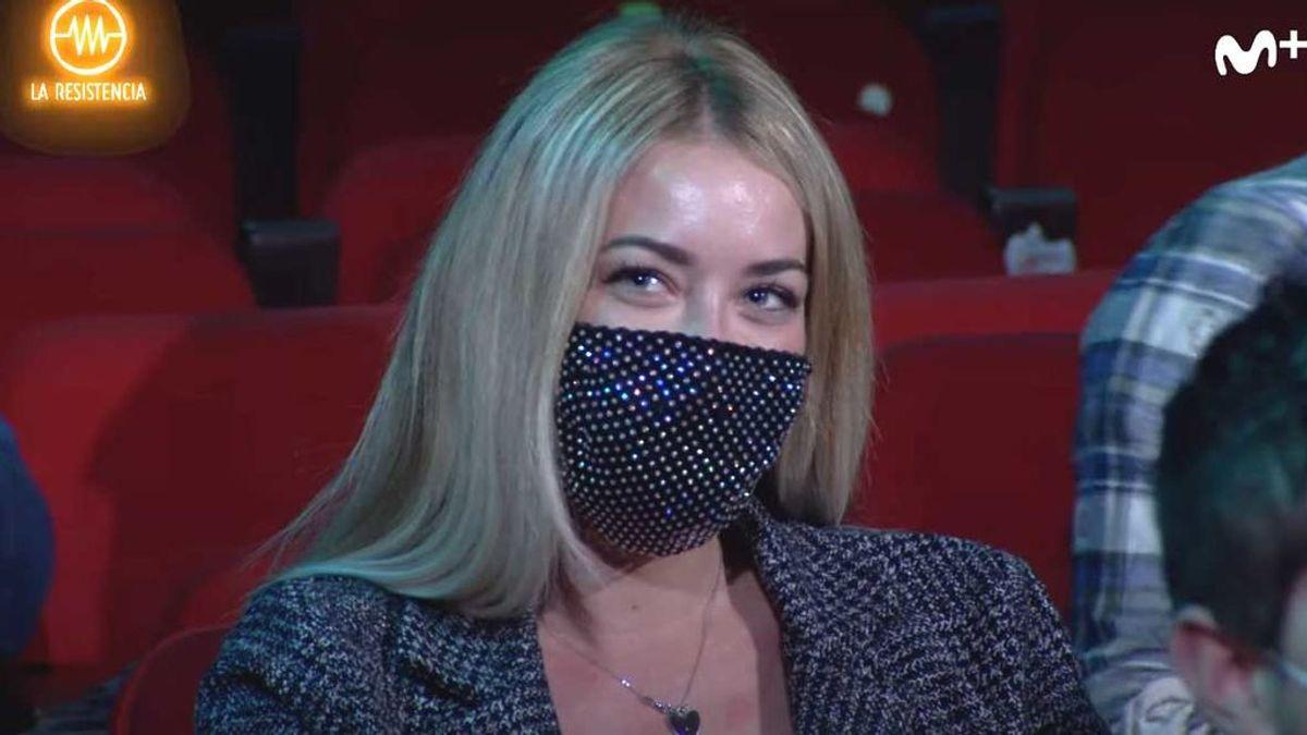 Mayka de 'La isla de las tentaciones 2', en 'La Resistencia'