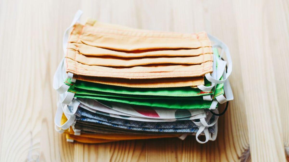 Tu mascarilla de tela quizá no te proteja: el gobierno prohibirá la venta de las de baja filtración como higiénicas