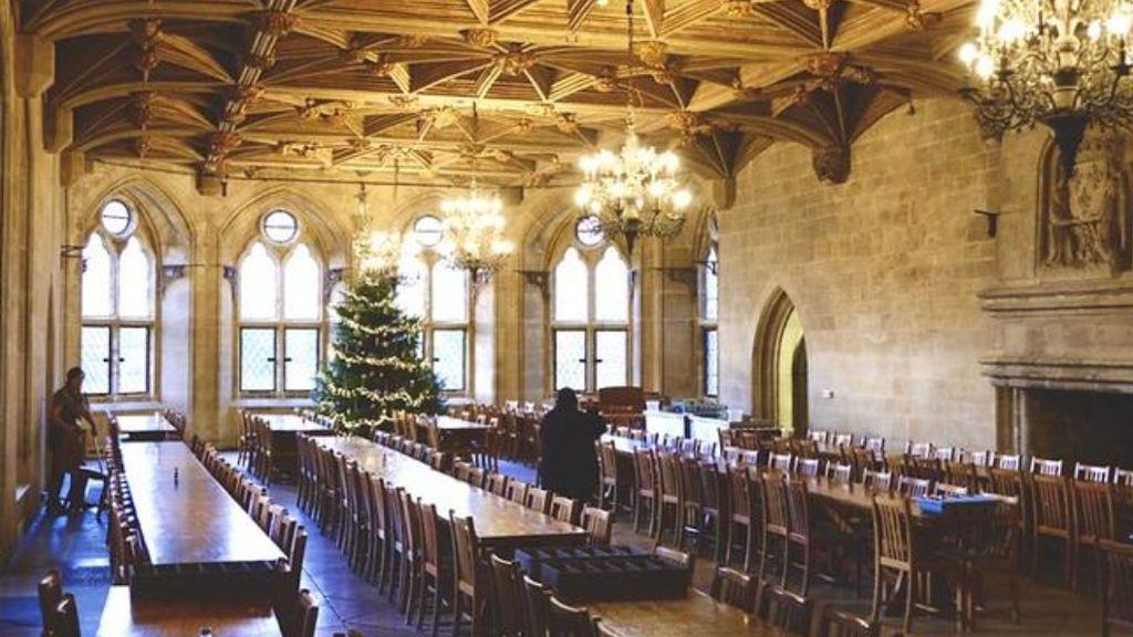 El 'Hogwarts para hippies': así es el colegio donde estudiará la princesa Leonor que se parece a una escuela de Magia y Hechicería