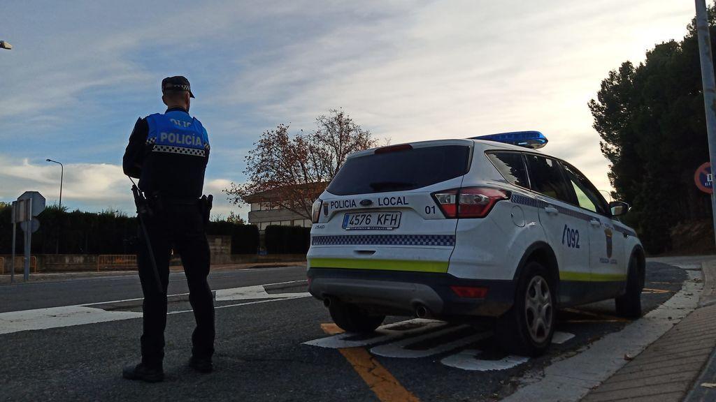 Localizan en Tudela, Navarra, a una mujer desaparecida