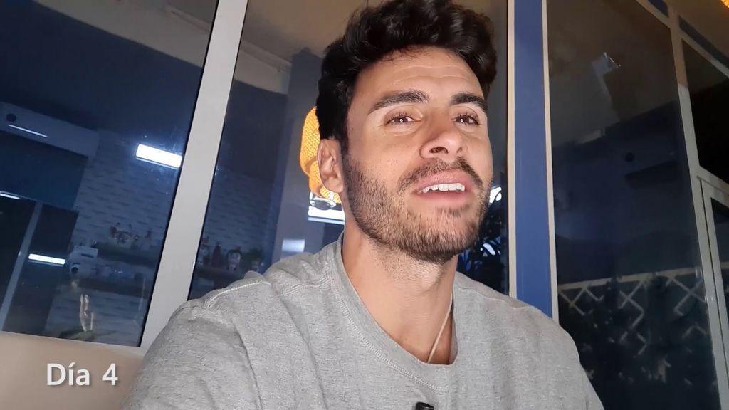 El vlog de Marta Peñate y Noel Bayarri, día 4