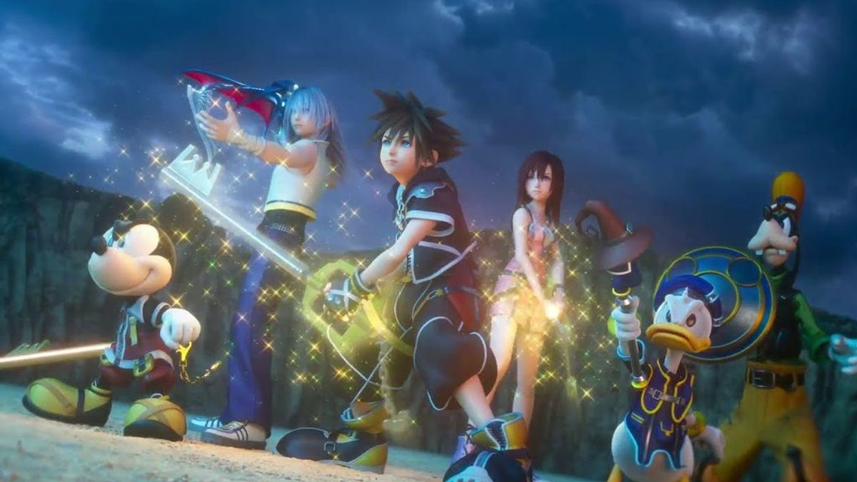 La saga Kingdom Hearts llegará a PC el 30 de marzo