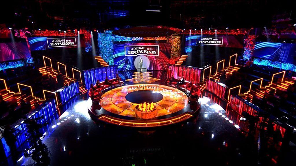 'El Debate de las Tentaciones' ofrece amplio material inédito de la noche en la que varios de los protagonistas cayeron en la tentación