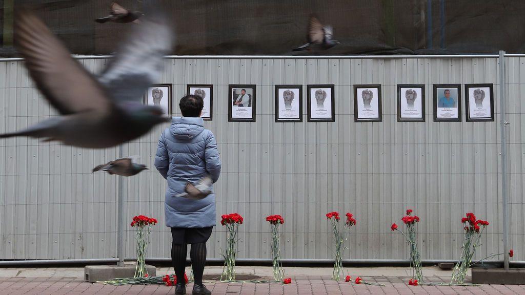 Rusia supera la barrera de los 79.000 muertos por coronavirus con más de 500 fallecidos en un día