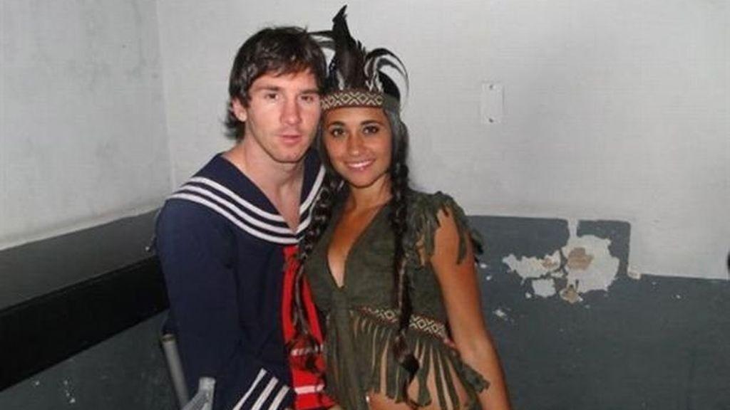 Su amistad se enfrió cuando Messi se marchó a vivir a España.