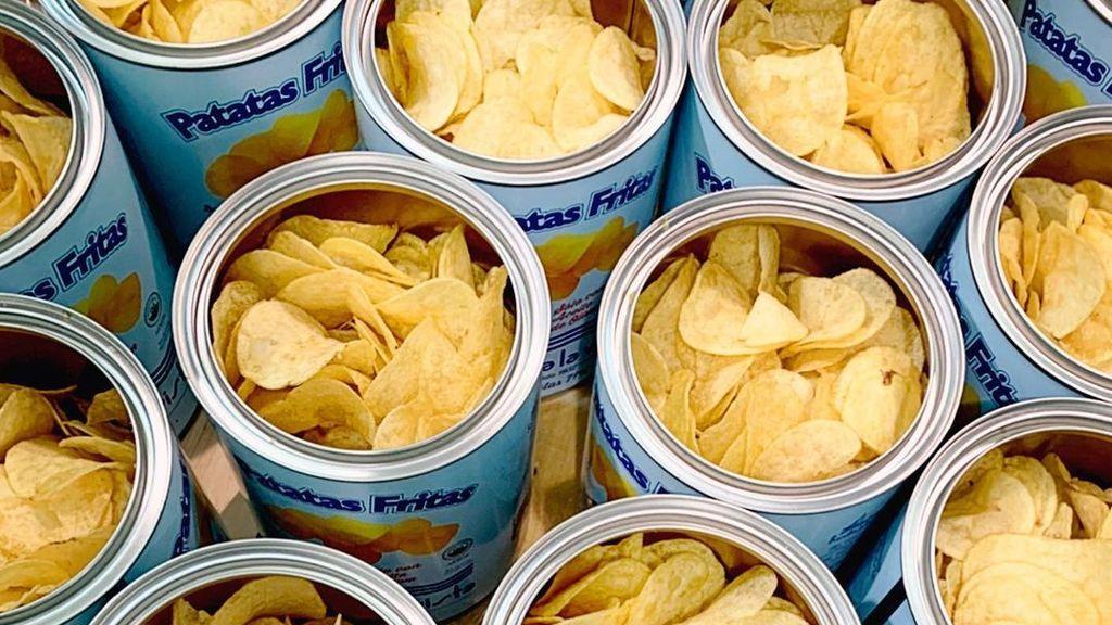 Patatas fritas de bolsa gourmet: hipercalóricas y adictivas, no se las pierdan