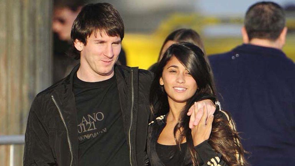 Y en el 2007 confirmaron su relación.