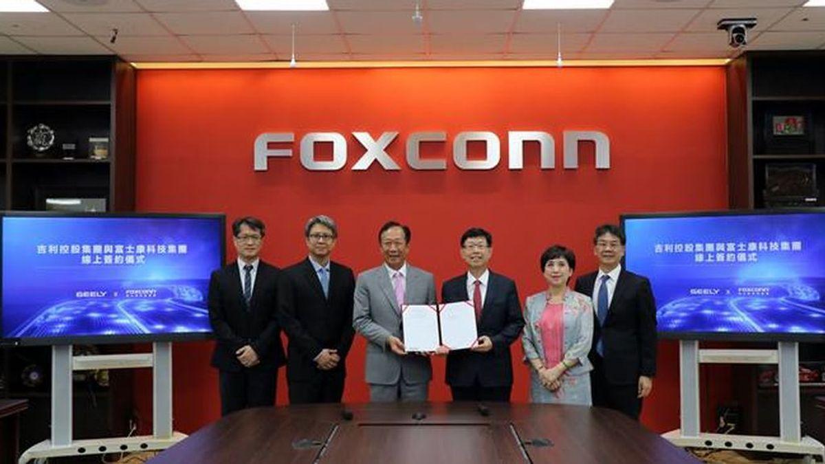 Foxconn, el nuevo y temible competidor taiwanés, suena para fabricar el coche autónomo de Apple