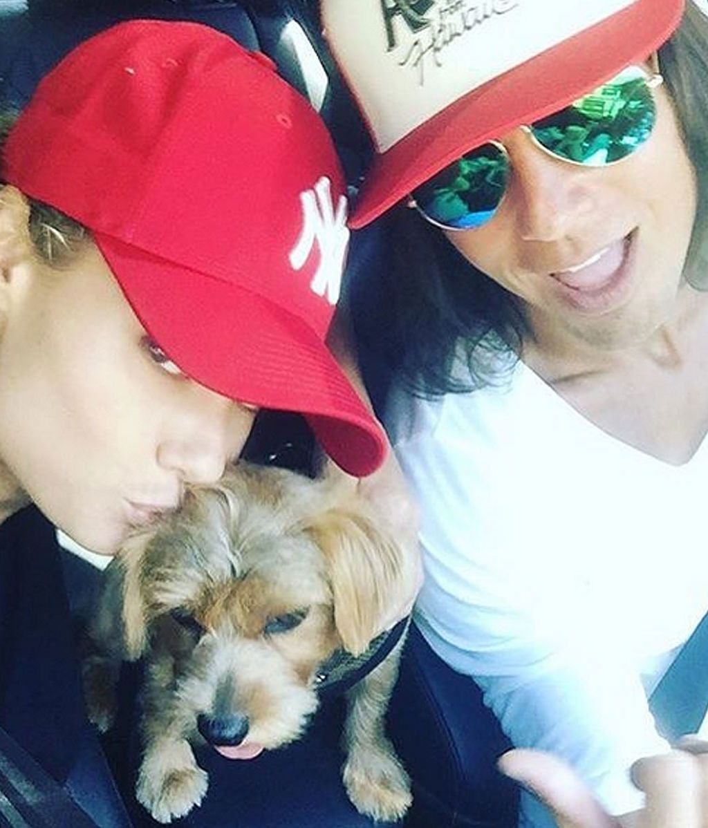 Molli, el perrito que complica el divorcio de Julio José Iglesias y Charisse Verhaert