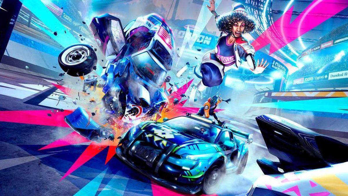 Destruction Allstar para PS5: conduce, destruye, roba