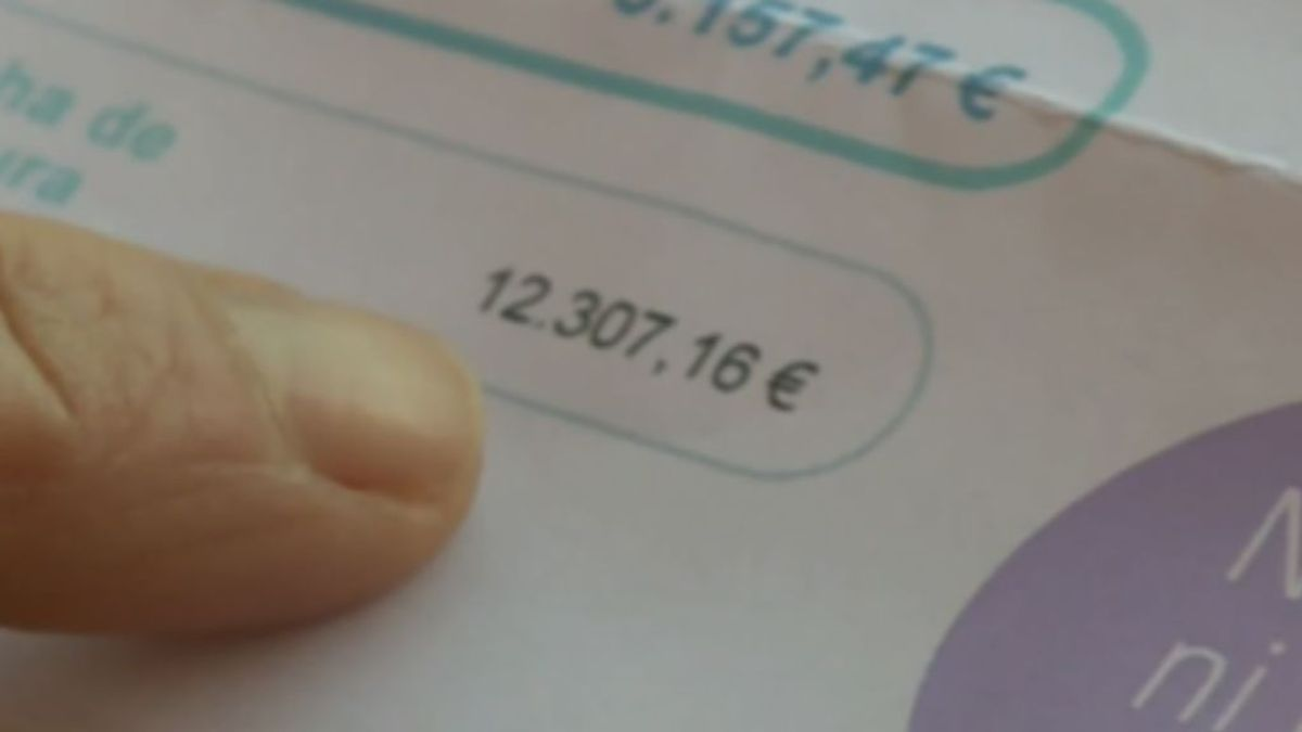Tomasa recibe una factura de agua de 12.000 euros: dicen que gastó seis millones de litros en 4 meses