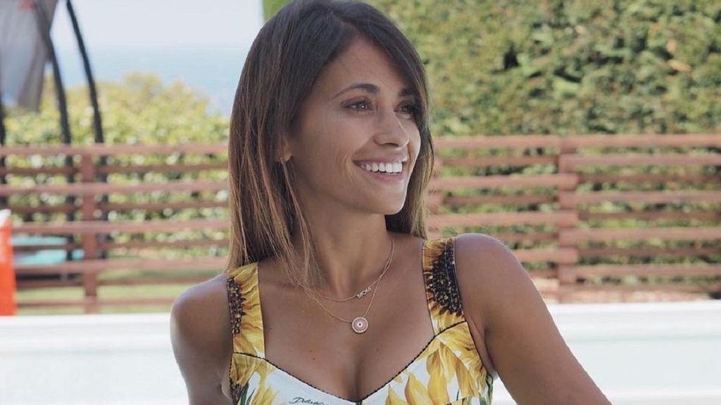 Antonella Roccuzzo, madre, deportista y defensora de su marido, así es la mujer que conquistó a Messi.