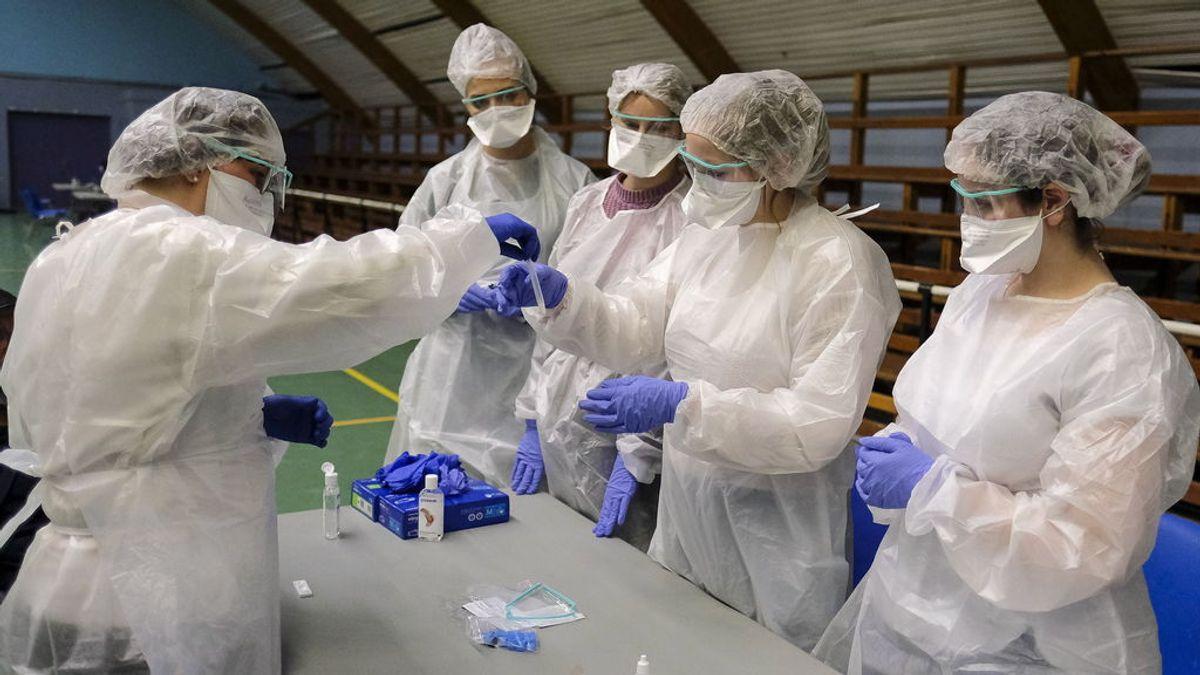 Detectan una nueva variante del coronavirus en el sur de California, Estados Unidos
