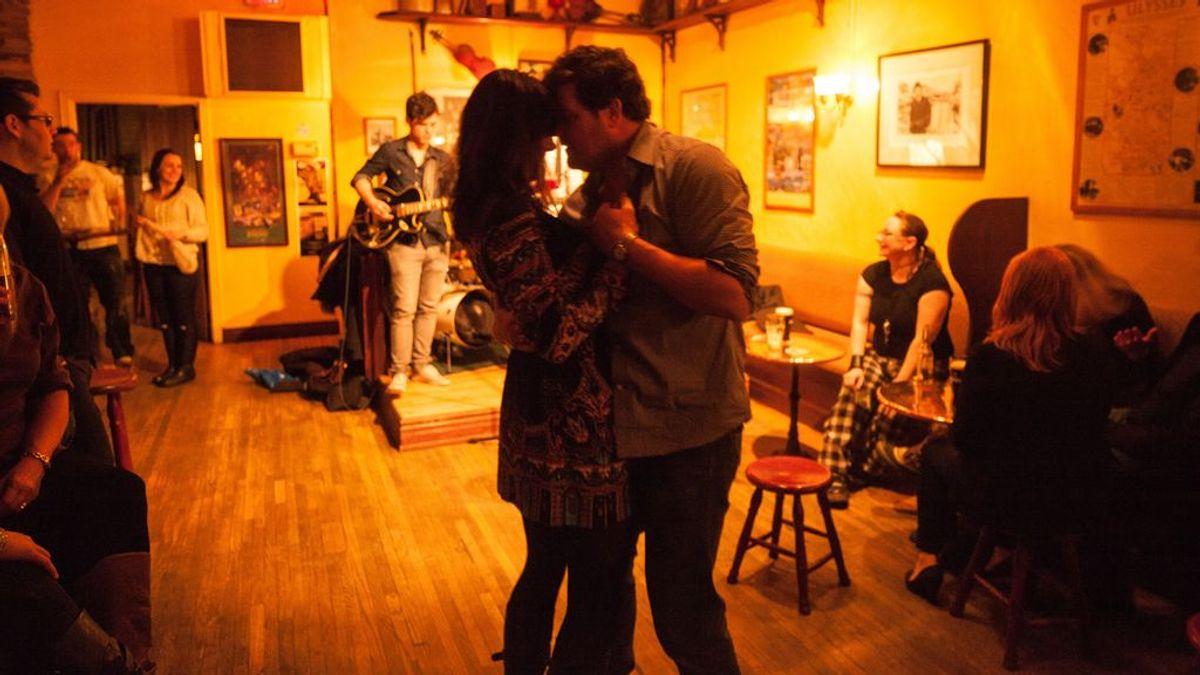 La música romántica cambia la temperatura corporal según grado de enamoramiento