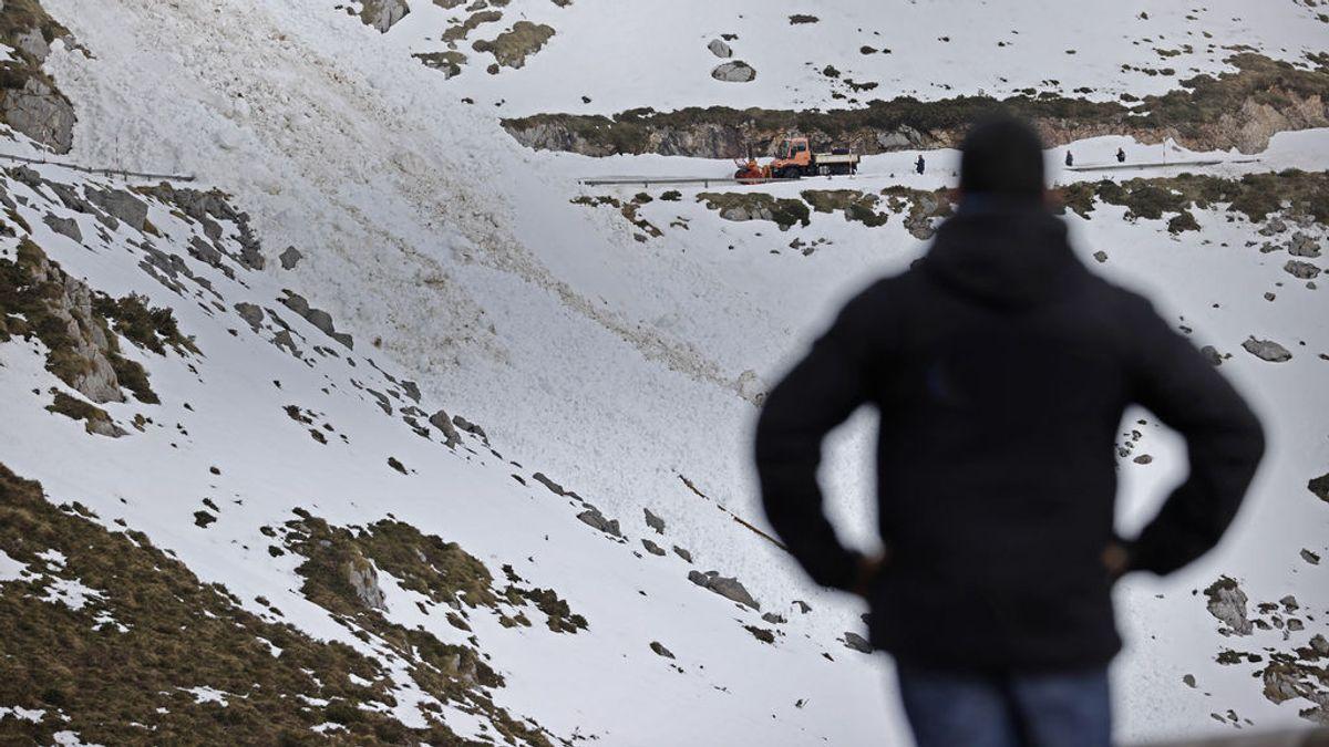 El 112 alerta del riesgo de aludes en la Sierra de Guadarrama para este fin de semana