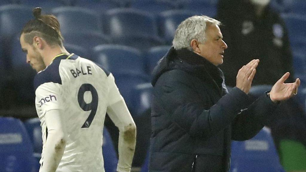 Mourinho estalla contra Bale y le da la razón a Zidane