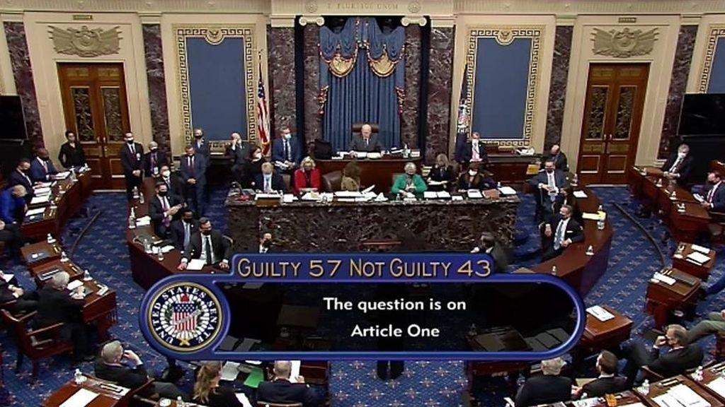 votación impeachment