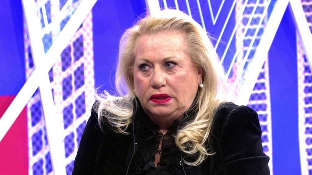 Maite Zaldívar critica a la Pantoja