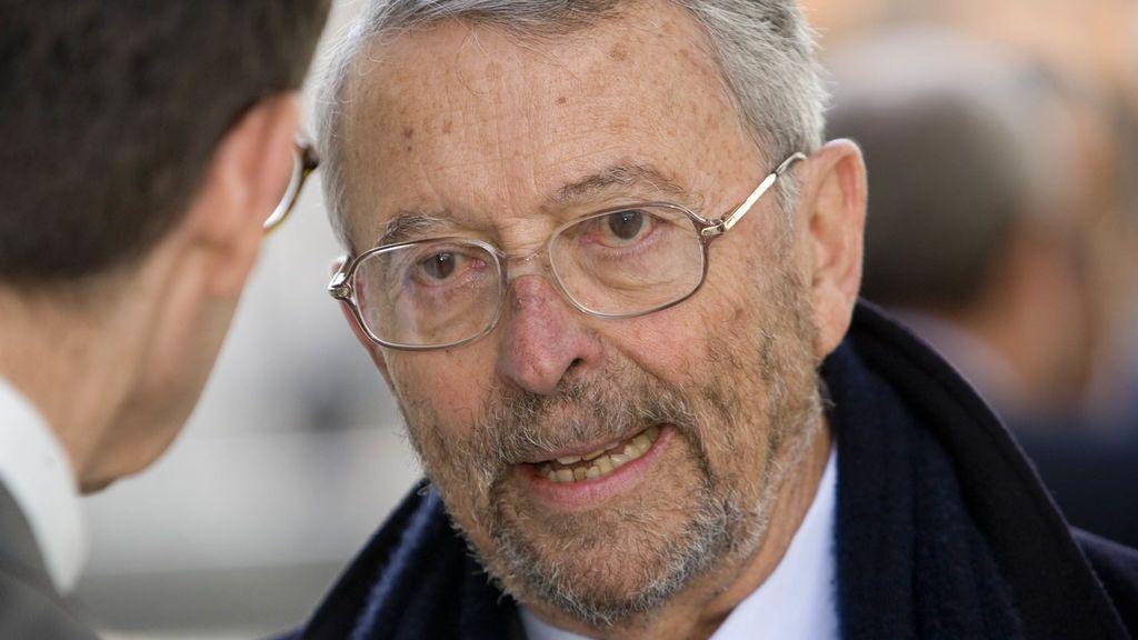 Fallece a los 92 años el exministro de Defensa Alberto Oliart