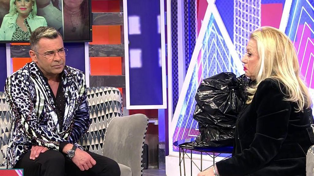Jorge Javier Vázquez entrevista a Maite Zaldívar