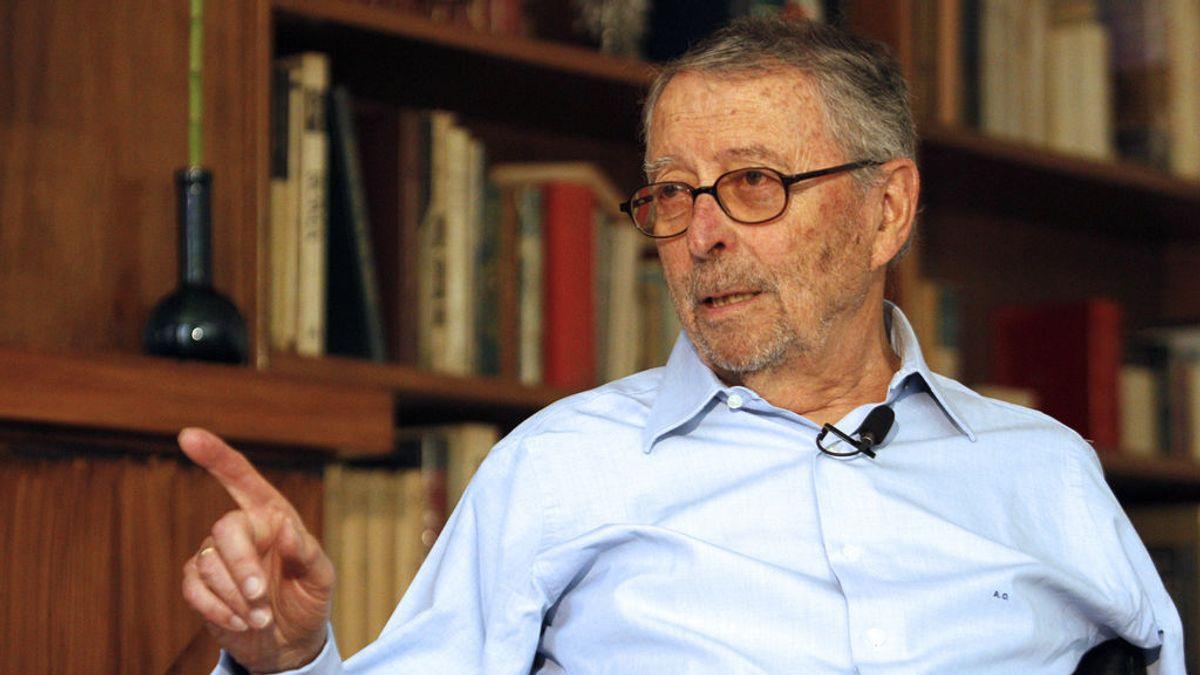 Fallece el exministro de Defensa Alberto Oliart a los 92 años de edad