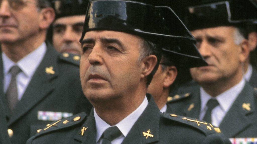 Muere a los 82 años por covid el exgeneral de la Guardia Civil Rodríguez Galindo