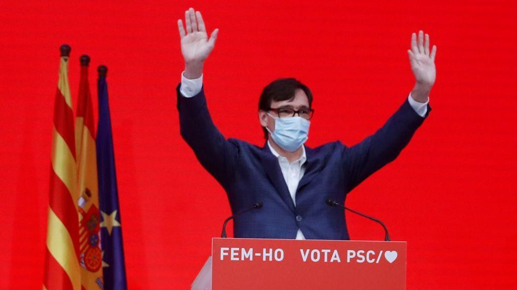 """Illa se postulará a la investidura tras ganar en votos, no como hizo Arrimadas en 2017: """"El cambio ha llegado"""""""